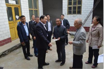 河北省威廉希尔登录协领导到邢台县慰问失独家庭
