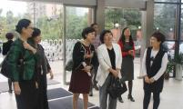 浙江省计生协领导到杭州市调研计生协工作