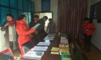 云南省计生协考核迪庆州协会工作并慰问计生困难家庭