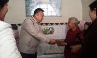 陕西省计生协走访慰问计生特殊、伤残和困难家庭