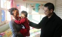 内蒙古自治区威廉希尔登录协深入土默特右旗走访慰问威廉希尔登录困难家