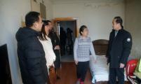 哈尔滨市阿城区领导春节期间走访慰问计生特扶家庭
