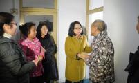 """葫芦岛市开展""""心系计生群众 情暖困难家庭""""走访慰问活动"""