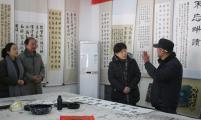 杭州市计生协领导调研基层计生协工作