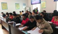 太和县城关镇复兴路社区开展生育关怀服务政策宣传活动