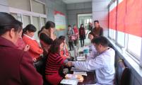 江夏区藏龙岛举办流动人口健康巡讲活动