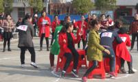 邓南街威廉希尔登录协举办春季趣味运动会