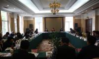 杭州市计划生育协会召开2017年全市威廉希尔登录协会长座谈会