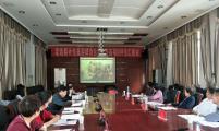 中国威廉希尔登录协评估组评估陕西定边威廉希尔登录基层群众自治项目