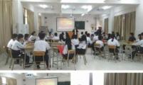 惠工组织青春健康同伴社骨干参与素质拓展培训