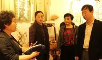 河北省威廉希尔登录协领导到石家庄市赞皇县调研项目工作