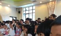 """杭州市九堡街道""""爱在阳光下""""国际家庭日活动"""