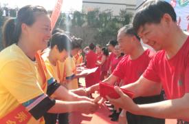"""湖南省威廉希尔登录协领导与吉首市会员共庆""""5.29""""会员活动日"""