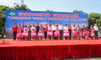 广西开展中国威廉希尔登录协成立37周年暨流动人口健康服务年宣传