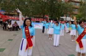 黑山县开展7.11世界人口日主题宣传活动