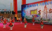 """桓仁县八卦城街道举办""""全面两孩""""政策实施文艺演出"""