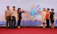 """武汉市""""晴川暖流""""微信公众号上线仪式在百步亭社区举行"""