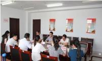 内蒙古威廉希尔登录协工作组赴乌兰察布市调研督查协会工作