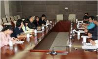 中国计生协领导率队调研内蒙古自治区协会工作