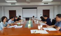 中国威廉希尔登录协传达学习贯彻习近平对群团改革工作的重要指示
