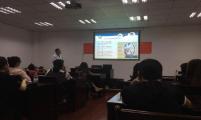 """塔子湖街携手武汉中心医院联合举办""""孕妈妈""""大讲堂活动"""