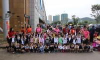 宝华镇开展关爱流动儿童活动