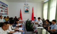湖南省威廉希尔登录协会长到溆浦县调研协会工作