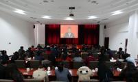 中国计生协组织全体干部职工收看党的十九大开幕式