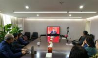 重庆市计生协认真组织收看党的十九大开幕式