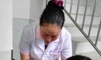 重庆市江津区威廉希尔登录协为威廉希尔登录特殊家庭开展免费健康体检活动