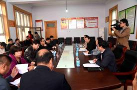 河北省计生协领导到晋州市调研指导工作