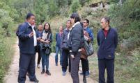 云南卫计委、计生协领导到丽江市调研计生协组织建设情况