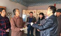 建昌县健康宣传到炕头,助力扶贫好帮手