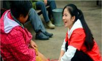 宜春市靖安县: 生育关怀携手行活动之别让老人孤独