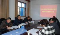 云南省威廉希尔登录协考评组到曲靖市检查指导工作