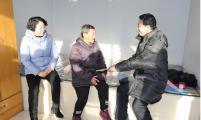 内蒙古自治区计生协赴莫力达瓦达斡尔族自治旗走访慰问