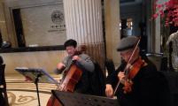 杭州市江干区九堡街道丽江社区 迎新音乐会 奏响民乐之声