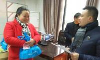 重庆市永川区威廉希尔登录协为威廉希尔登录特殊家庭发放元旦春节慰问金