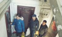 上园社区计生协会走访入户暖人心