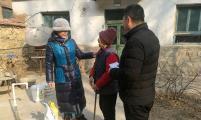 济南市威廉希尔登录协党支部开展扶贫慰问活动