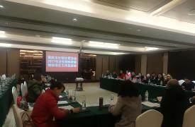 重庆市计生协召开2017年计生特殊家庭帮扶项目工作总结会