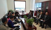 济南市计生协党支部召开2017年度组织生活会