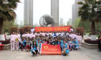 武汉开展关爱自闭症儿童活动