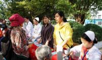 云南省普洱市开展全国第24个肿瘤防治宣传周活动