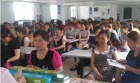 安徽六安金寨产业园区积极开展健康促进企业活动