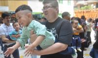 福建延平区威廉希尔登录协开展0-3岁儿童早教亲子活动