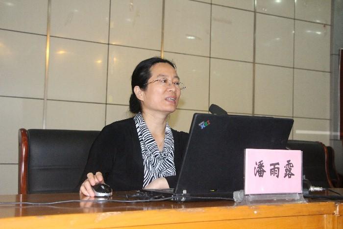 济南市第五人民医院潘雨露教授授课.jpg