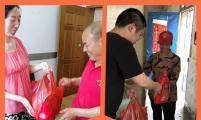 江苏省丹阳市司徒镇开展威廉希尔登录特殊家庭夏季走访慰问活动
