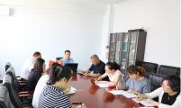 内蒙古自治区威廉希尔登录协党支部举办专题讲座迎接党的生日