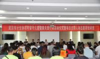 武汉市威廉希尔登录协农村留守儿童健康关爱行动正式启动